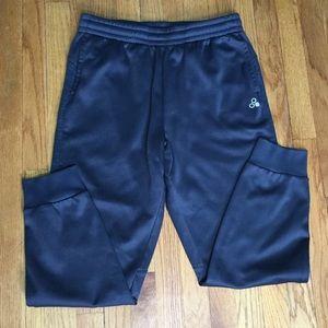 Tek Gear M Sweatpants Pants Joggers Gray DryTek